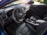 Pictures of Hyundai IONIQ electric North America 2017