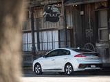 Hyundai IONIQ plug-in hybrid North America 2017 wallpapers