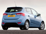 Hyundai ix20 UK-spec 2010 pictures