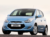 Hyundai ix20 UK-spec 2010 wallpapers