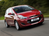 Images of Hyundai ix20 UK-spec 2010