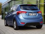 Photos of Hyundai ix20 2010