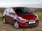 Photos of Hyundai ix20 UK-spec 2010