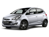 Photos of Hyundai ix20 Edition 20 2011