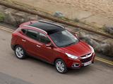 Hyundai ix35 UK-spec 2010 photos