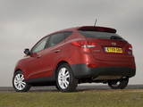 Hyundai ix35 UK-spec 2010 pictures