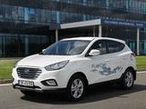 Hyundai ix35 Fuel Cell 2012 images