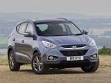 Hyundai ix35 UK-spec 2013 pictures