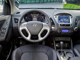 Images of Hyundai ix35 Fuel Cell 2012