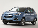 Images of Hyundai ix35 2013