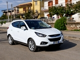 Photos of Hyundai ix35 2010