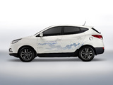 Pictures of Hyundai ix35 Fuel Cell 2012