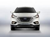Hyundai ix35 Fuel Cell 2012 wallpapers