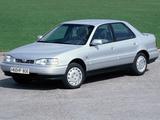 Hyundai Lantra (J1) 1990–93 pictures