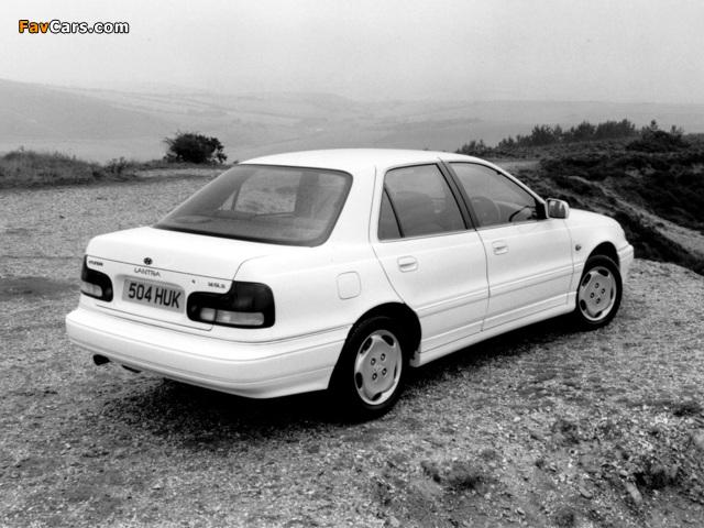 Hyundai Lantra UK-spec (J1) 1993–95 pictures (640 x 480)
