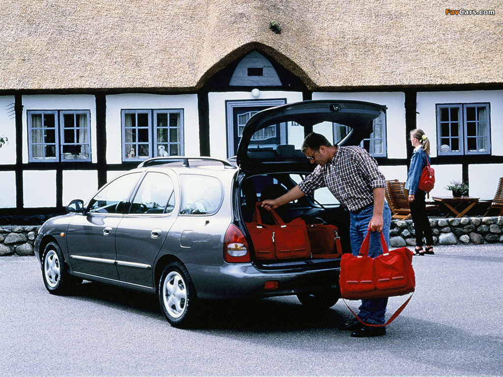 Hyundai Lantra Estate (J2) 1998–2000 pictures (1024 x 768)