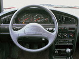 Photos of Hyundai Lantra (J1) 1990–93