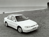 Photos of Hyundai Lantra UK-spec (J1) 1993–95