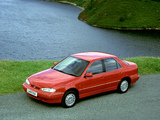 Hyundai Lantra UK-spec (J1) 1993–95 wallpapers