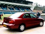 Hyundai Lantra UK-spec (J2) 1995–98 wallpapers