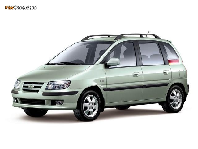 Hyundai Lavita 2001–05 images (640 x 480)