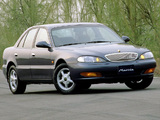 Pictures of Hyundai Marcia 1995–98
