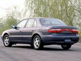 Hyundai Marcia 1995–98 wallpapers