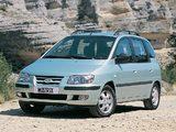 Hyundai Matrix 2001–05 images