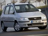 Hyundai Matrix 2005–08 images