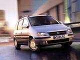 Hyundai Matrix 2005–08 photos