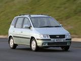 Hyundai Matrix ZA-spec 2006–08 pictures
