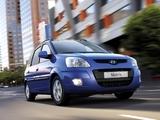 Hyundai Matrix 2008–10 images