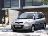 Hyundai Matrix 2008–10 photos