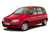 Images of Hyundai Matrix 2001–05