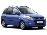 Images of Hyundai Matrix 2008–10