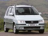 Photos of Hyundai Matrix ZA-spec 2006–08