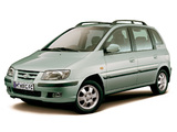 Pictures of Hyundai Matrix 2001–05