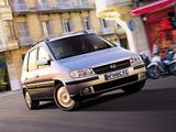 Pictures of Hyundai Matrix 2005–08