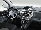 Pictures of Hyundai Matrix 2008–10