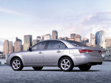 Hyundai NF 2005–08 photos