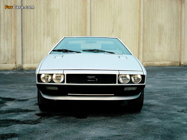 Hyundai Pony Coupe Concept 1974 wallpapers (640 x 480)