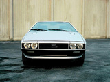 Hyundai Pony Coupe Concept 1974 wallpapers