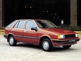 Hyundai Pony Excel 1985–89 pictures