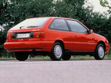 Hyundai Pony 3-door (X2) 1990–94 wallpapers