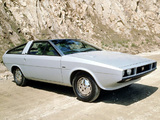 Images of Hyundai Pony Coupe Concept 1974