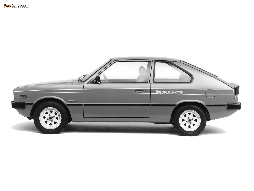 Photos of Hyundai Pony 3-door 1980–82 (1024 x 768)