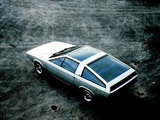 Pictures of Hyundai Pony Coupe Concept 1974