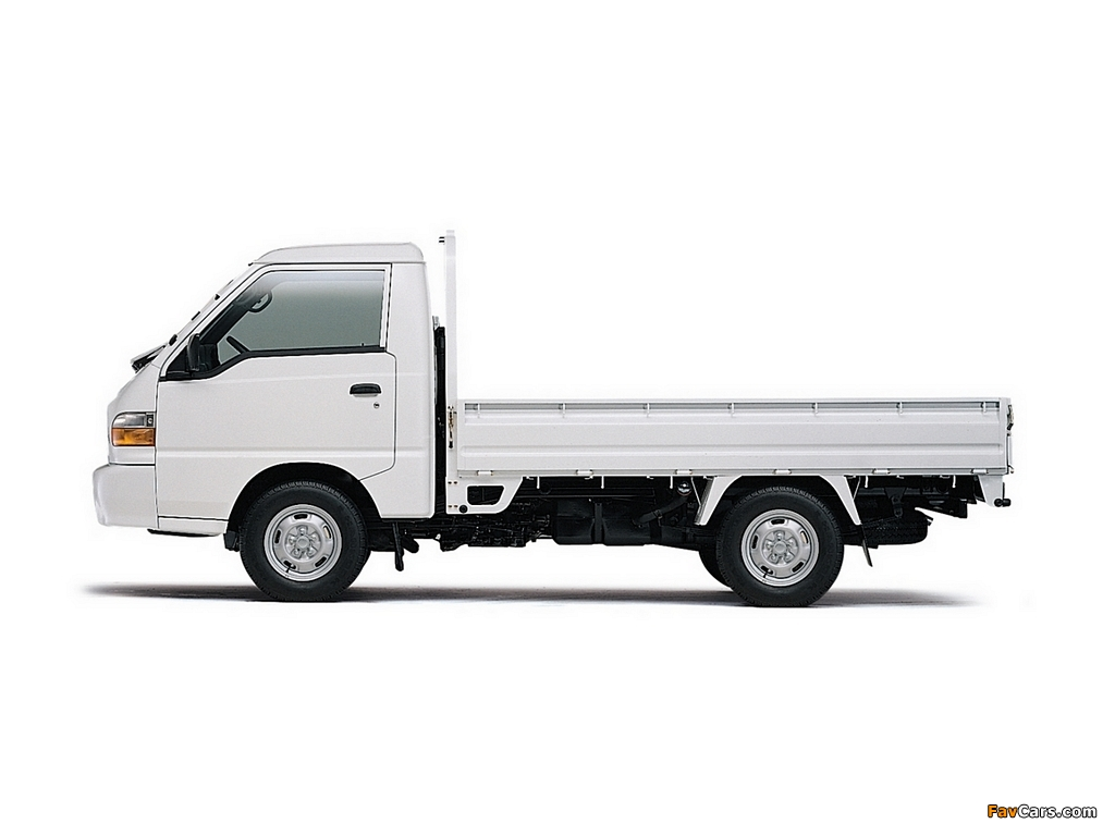 Images Of Hyundai Porter 1996 2010 1024x768