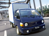 Hyundai Porter 1996–2010 wallpapers
