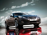Hyundai Rohens Coupe 2008 images